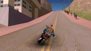 XT 660 + Ronco   ☟(DOWNLOAD)   GTA San Andreas