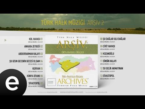 Kol Havası (Türk Halk Müziği) Official Audio #kolhavası #türkhalkmüziği