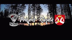 Kalassa Pohjois-Karjalan erämaajärvillä - United Fishbums