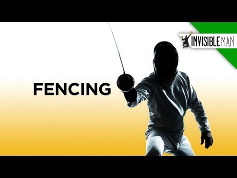 How To Win At Fencing - Invisible Man Presents