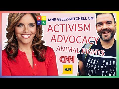 """The Mainstream Media PRETENDS Veganism Doesn't Exist"" |  PBN Interview w/ Jane Velez-Mitchell"