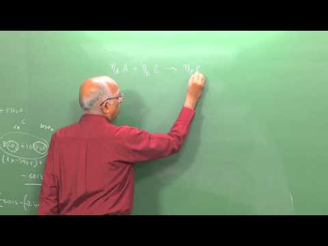 Mod-01 Lec-14 Energy Release: Stoichiometry, Equivalence Ratio and Heat Release in Fuel Rich