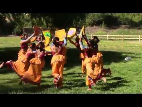 Sellamgedara 2016 Sinhala Hindu New Year Festival - Thath Jith Dance Performance
