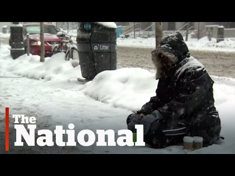 Tough Winter for Canada's Homeless