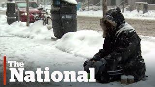 Tough Winter for Canada's Homeless