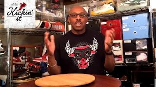 Jumpmanbostic Talks Top 3 Air Jordan's On Kickin' It With Dj Delz thumbnail