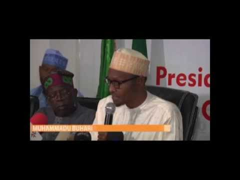 Nigeria opposition calls for calm: Electoral commission postponed elections