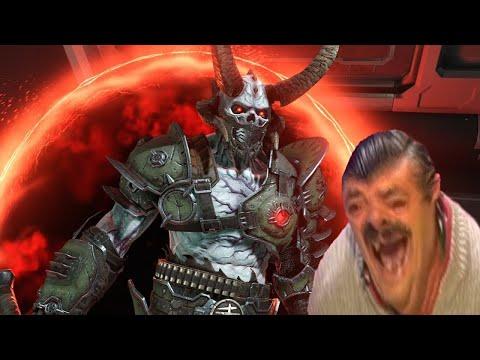 Doom Eternal Cheesing The Marauder Youtube