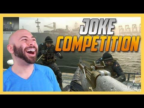 Make Us Laugh Or Else! Joke Competition RETURNS on Cargo!