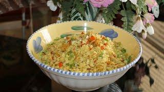 Как приготовить очень вкусный рис # РАССЫПЧАТЫЙ РИС