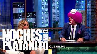"""Carmen Electra habla de su tiempo en """"Guardianes De La Bahia"""" - Noches Con Platanito - Ep. 240"""