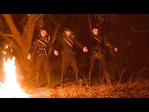 Титерме — мужской танец воинов-победителей амшенских армян, автор видео ролика Севак Петросян.
