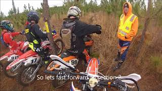 Sumter enduro 2018 in HD