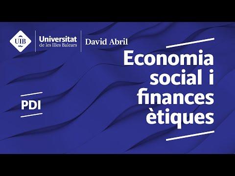 Què és l'economia social?