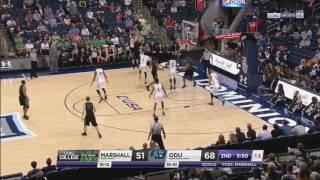 Ryan Taylor Highlights - Marshall University  (19min)
