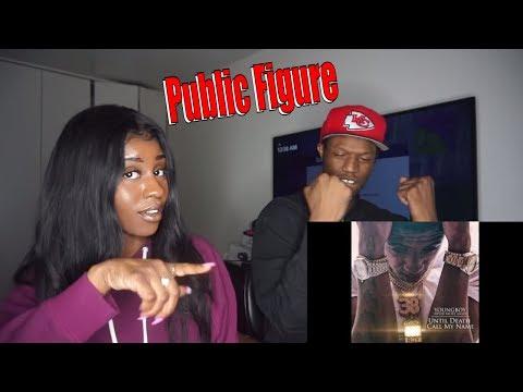 NBA YoungBoy - Public Figure REACTION | HollySDOT