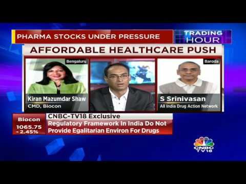 Generic Drugs Vs Branded Drugs | Is it Time to Push for Generic Drugs? | CNBC TV18