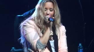 "Demi Lovato - ""How To Love"" [Lil Wayne cover] (Live in Del Mar 6-12-12)"