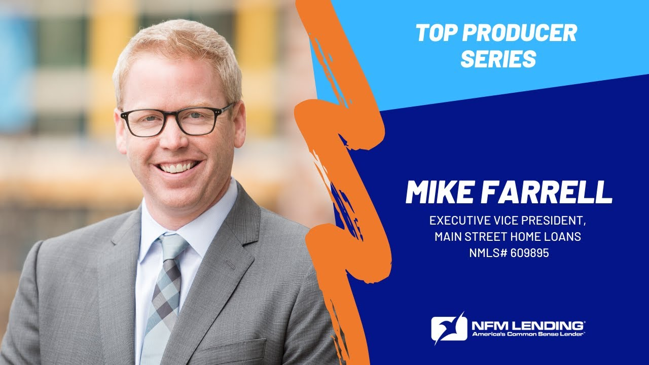 Top Producer Series (April): Mike Farrell