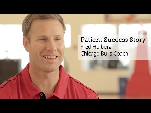 Chicago Bulls Coach, Fred Hoiberg, Opens Up About His Heart Valve Surgery