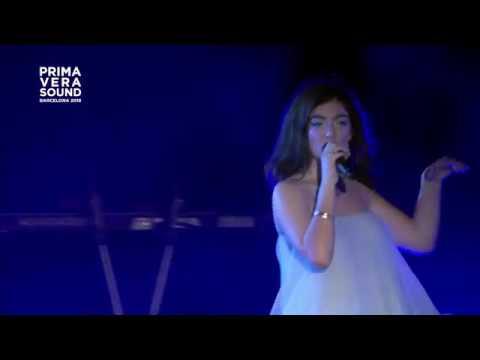 Lorde @ Primavera Sound - Sober