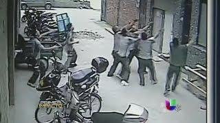 Repeat youtube video Las imágenes más impactantes del 2013 - Primer Impacto