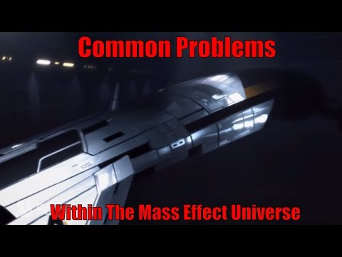 4 Common Problems In The Mass Effect Universe You Never Thought Of