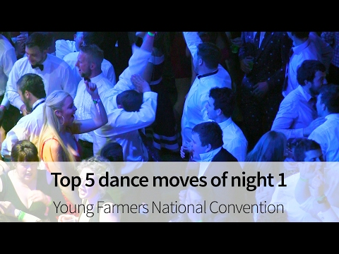 YFC AGM 2017: Top 5 dance moves of night 1