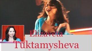 トゥクタミシェワElizaveta Tuktamysheva DOI 2015 HD sexy gold Medalist video