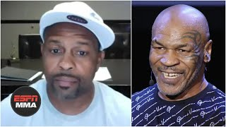 Roy Jones Jr. previews Mike Tyson fight, teases 'Y'all must've forgot' remix | ESPN MMA