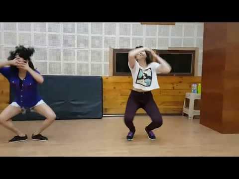 Tamanna and Pradhu deva dance pratice