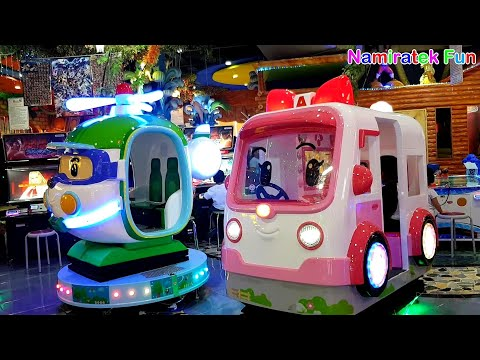 Ride Odong Odong Toys Car for Kids Play Area & Ball Pit Show for Toddler in Jakarta