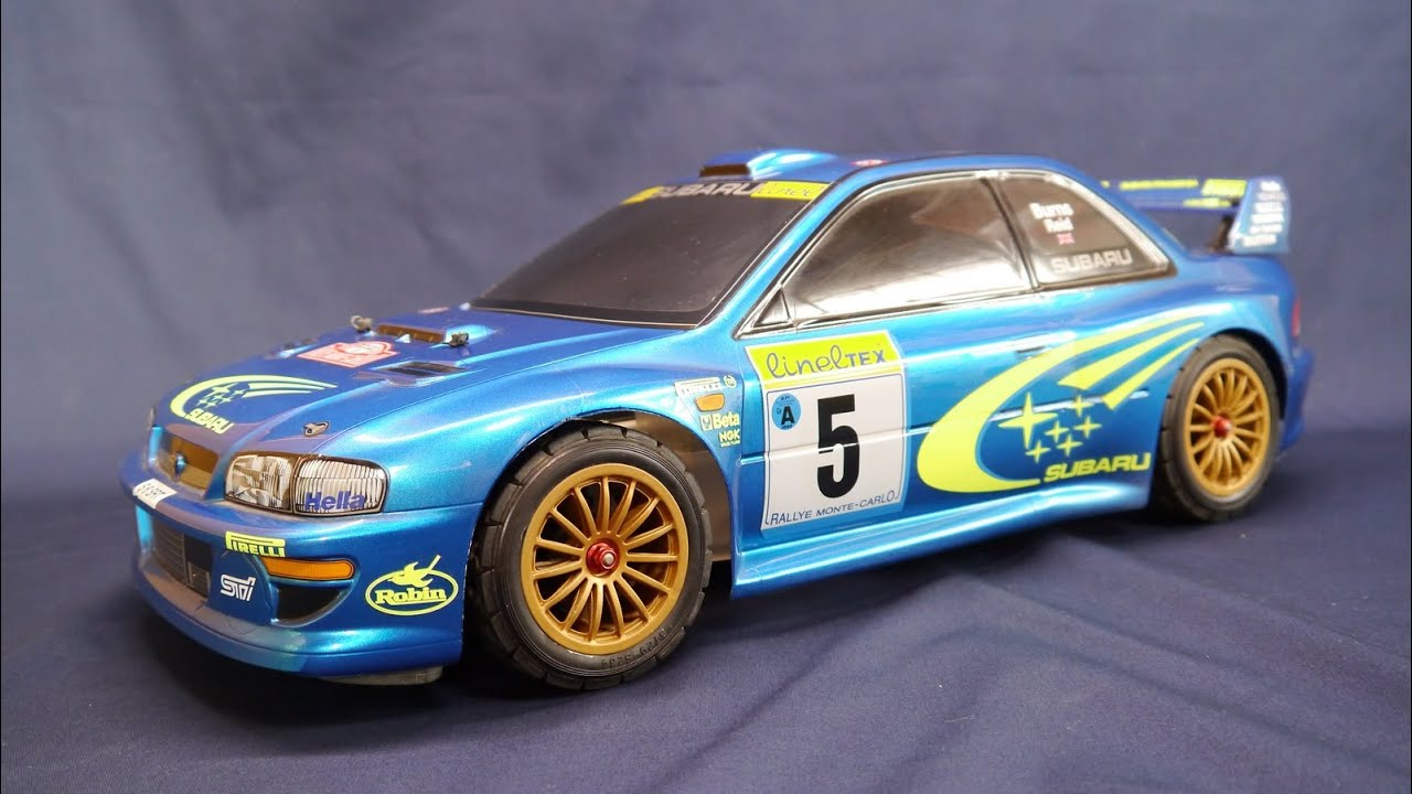 0 60 Subaru Impreza >> タミヤ スバルインプレッサWRC '99 TGX-Mk.1 ITEM44019 TAMIYA SUBARU IMPREZA WRC - YouTube