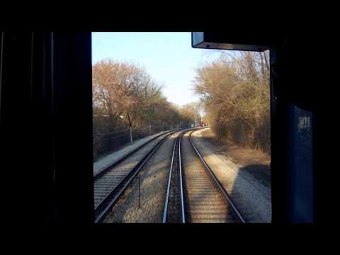 CTA - THE YELLOW LINE FROM SKOKIE TO HOWARD