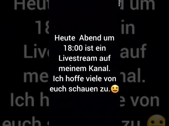 Info Livestream