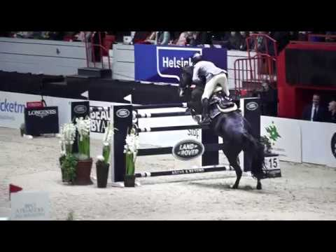 Helsinki International Horse Show - Land Rover Grand Prix