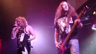 Mike Starr (ex-Alice In Chains) joins Steel Panther on stage @ Key Club, West Hollywood Nov.22.2010