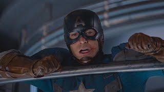 Капитан Америка устанавливает последний чип. Первый мститель: Другая война. 2014
