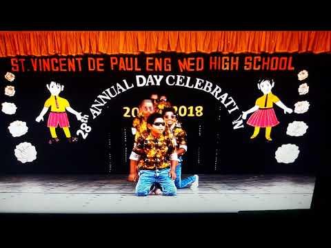 st .vincent de paul high school  annual day