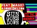 David Guetta & Showtek - Sun Goes Down ft. MAGIC! & Sonny Wilson  (MOZO Remix)