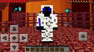 I FOUND ENTITY 505 in Minecraft Pocket Edition