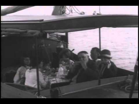 Detroit Yacht Club Corn Roast, 1925