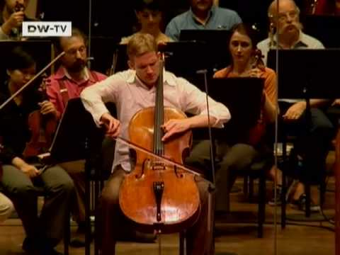 Bericht über den Cellisten Johannes Moser