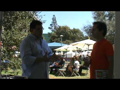 """California's Next Century"" Book Tour: West Hollywood Book Fair (part 8)"