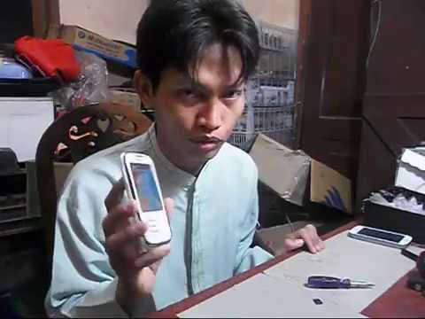 Memperbaiki Kerusakan Hp Samsung Chat Layar Sentuh Error