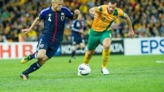 Australia vs Japan, 2014 FIFA World Cup Asian Qualifiers (Final Rd, Match Day 03)