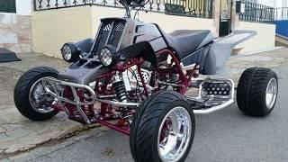 Hot Stuff Yamaha Banshee 350 Carbon Project