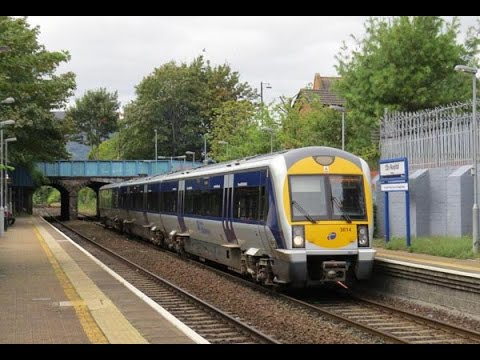 Northern Ireland Railways' DMUs September 2014
