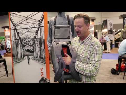 Simms Dry Creek Z Collection At ICAST 2017