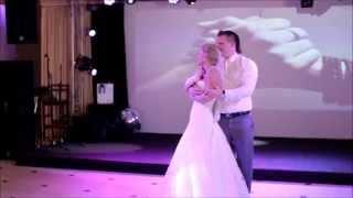 Медленный свадебный танец Ti Amo